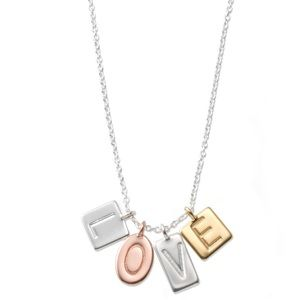 Stella & Dot- Love necklace